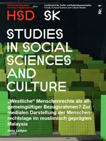 Cover Studies in Social Sciences and Culture