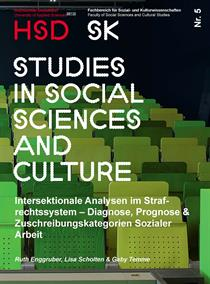cover of fifth online publication, faculty of social scienes and cultural studies